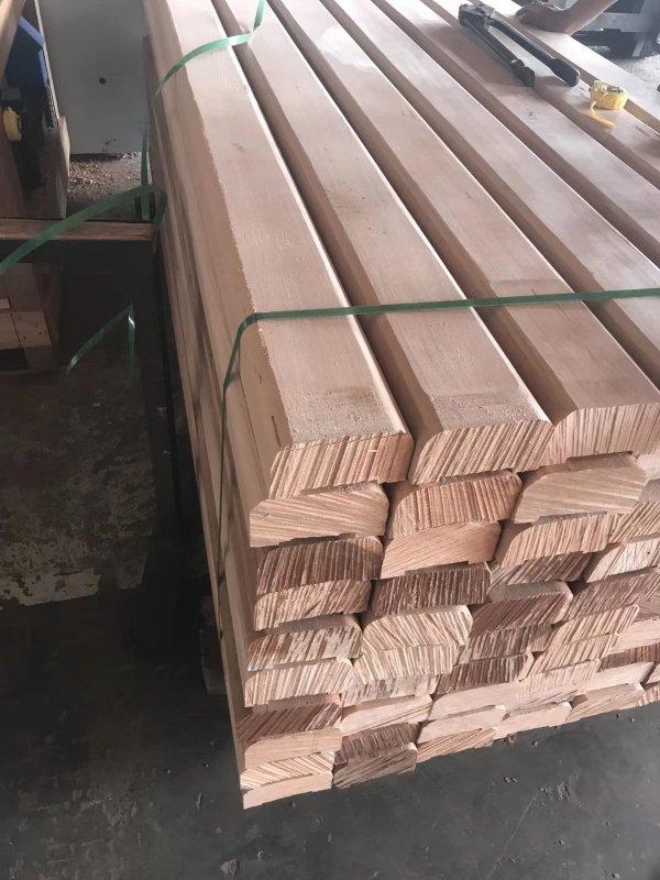 硬木异性加工